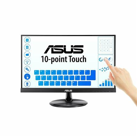 "MONITOR ASUS TOUCH 21.5"" FULL HD VT229H-CF"