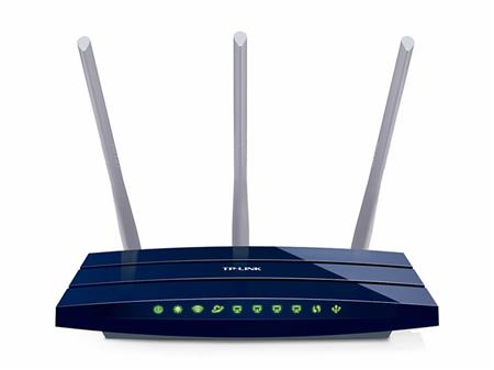ROUTER WIRELESS TP-LINK TL-WR1043ND