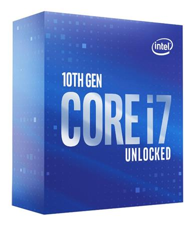 CPU INTEL 1200 CORE I7 10700K 10 GEN