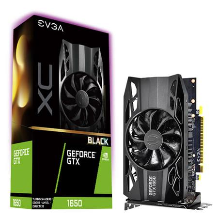 VGA GEFORCE GTX 1650 4GB GDDR5 XC BLACK VGA