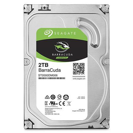 HD 3.5 SATA3 2TB SEAGATE BARRACUDA