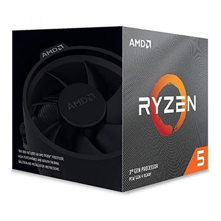 CPU AMD AM4 Ryzen 5 3600XT 3gen AM4