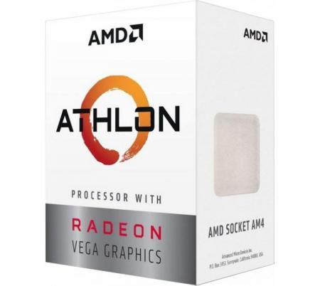 CPU AMD Athlon™ 3000G 3.5GHz
