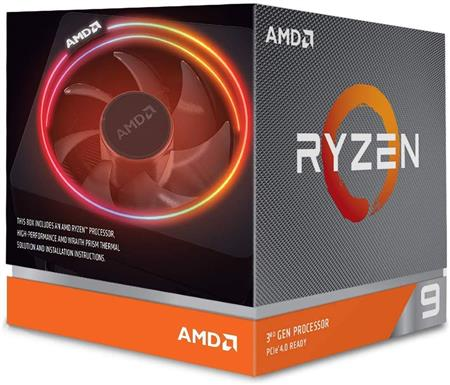 CPU AMD AM4 Ryzen 9 3900XT