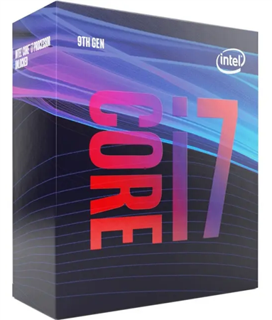CPU INTEL 1151 CORE I7 9700F 9A S/VIDEO