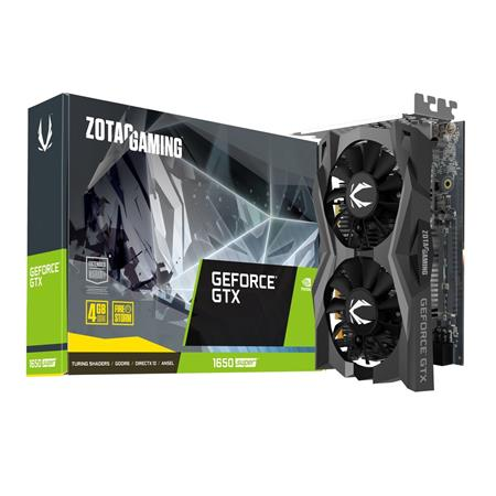 VGA GEFORCE GTX 1650 SUPER 4GB GAMING ZOTAC