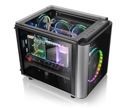 Gabinete ATX Thermaltake LEVEL 20 VT Tempered Glass