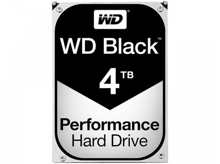 HD 3.5 SATA3 4TB WD BLACK