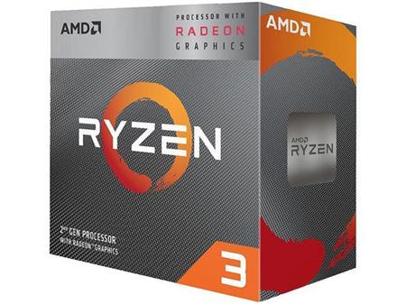CPU AMD AM4 Ryzen 3 3200G