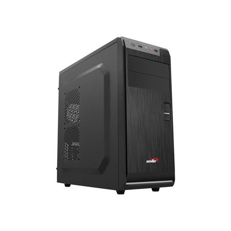 GABINETE ATX SENTEY G18 POWER FUENTE 500W + KIT