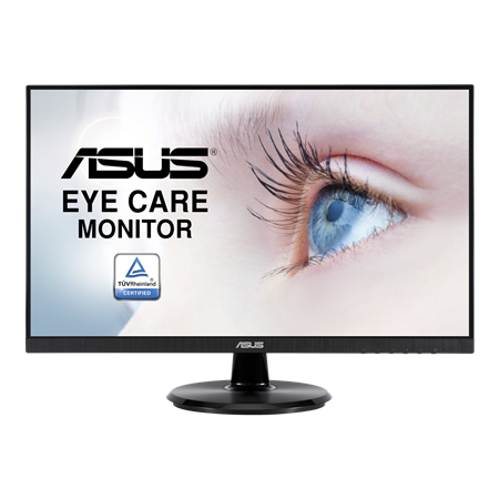"Monitor Asus 24"" VA24DQ BLACK IPS 75HZ VGA/HDMI/DP"
