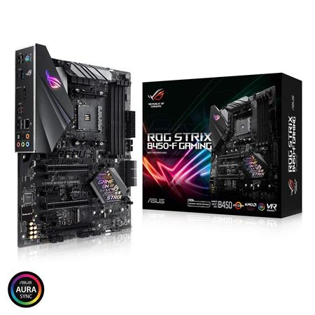MB ASUS ROG STRIX B450M-F GAMING