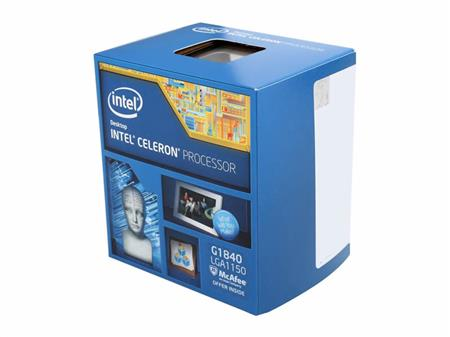 CPU INTEL 1150 Celeron G1840 DUAL CORE