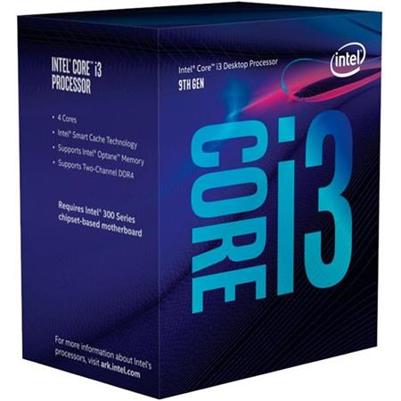 CPU INTEL 1151 CORE I3 9100