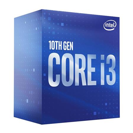 CPU INTEL CORE I3 10100 FCLGA1200