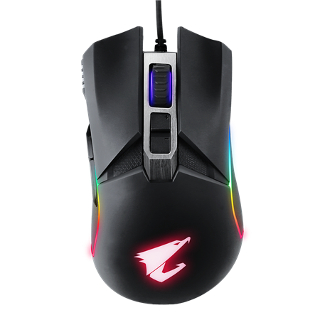 MOUSE GIGABYTE M5 REAL 16000 DPI OPTICAL