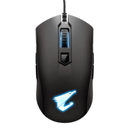 MOUSE GIGABYTE M4 6400 DPI OPTICAL