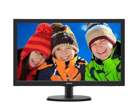 MONITOR PHILIPS LED 22 VGA HDMI 223V5LHSB2/55 FULL HD