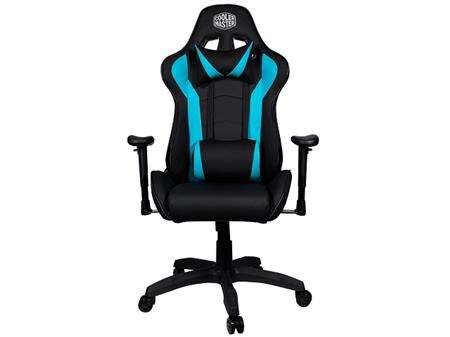 SILLA GAMER COOLERMASTER CALIBER R1 BLUE
