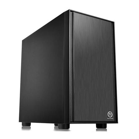 GABINETE GAMER THERMALTAKE VERSA H17 Black/NO Window S/F