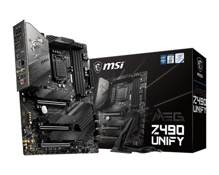 MB MSI 1200 Z490M UNIFY DDR4